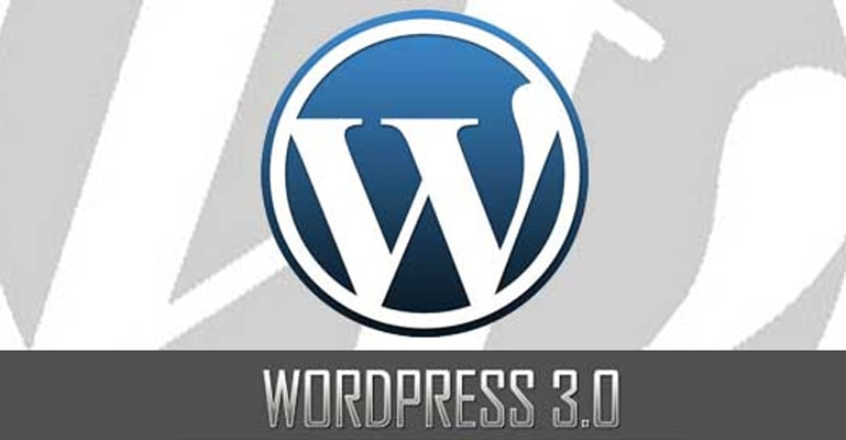 WordPress 3.0 Insight – main features and settings