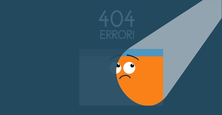 15+ Creative, Funny and Unusual 404 Error Pages