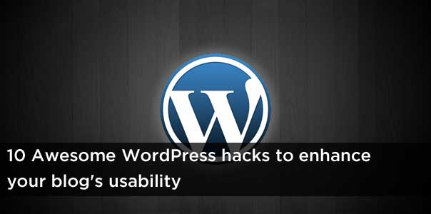 wordpress tricks and hacks