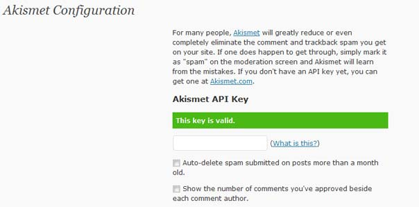 Essential Plugins for every WordPress Install – Part II: Anti spam