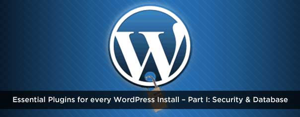 wordpress security database plugins